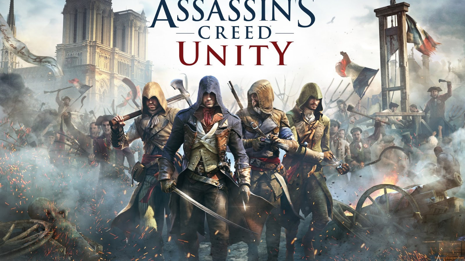 Download Assassin's Creed Unity 100% Save Game ...