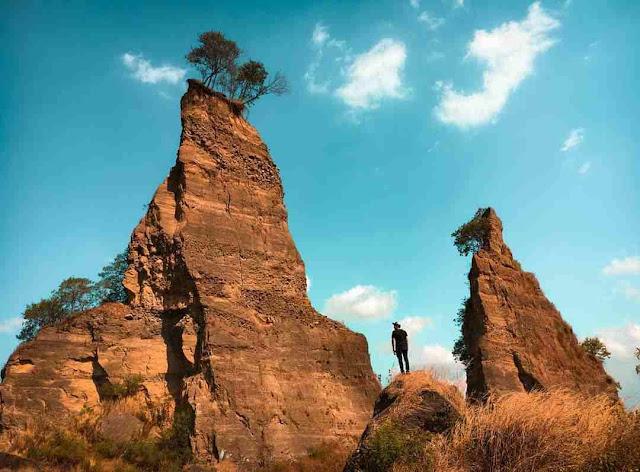 Brown Canyon Semarang: Lokasi, Rute, dan Harga Tiket