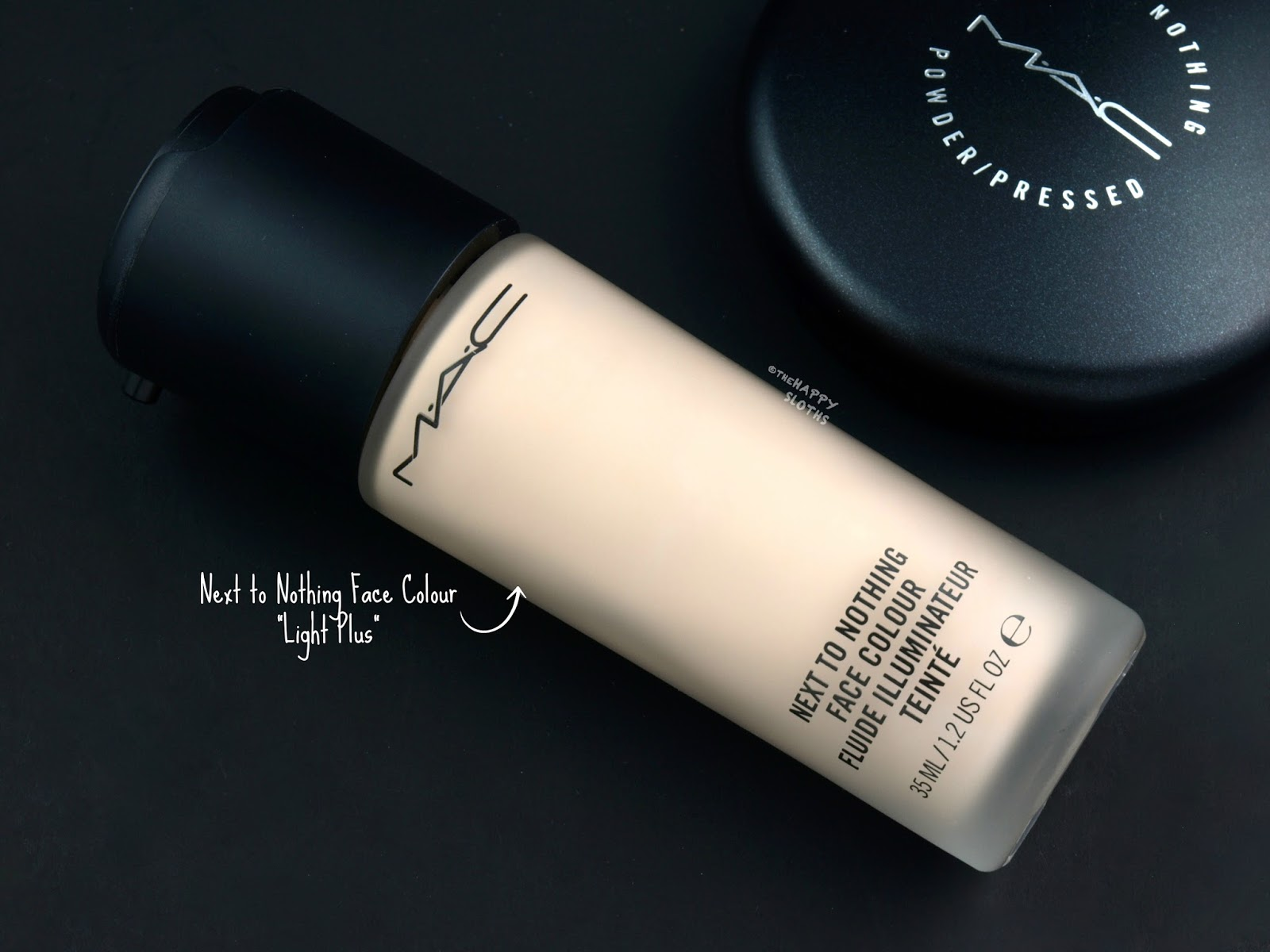 "MAC Next To Nothing Face Colour in ""Light Plus"": Review and Swatches"
