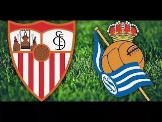 Севилья – Реал Сосьедад смотреть онлайн бесплатно 10 марта 2019 прямая трансляция в 20:30 МСК.