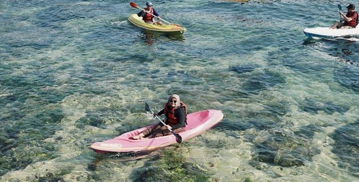 Aktivitas Seru di Pantai Drini