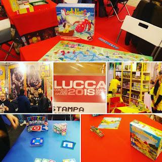 [Reportage] Lucca Comics & Games 2018