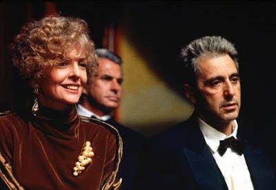 The Godfather Part 3 Diane Keaton Al Pacino