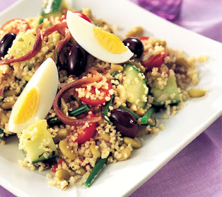 Couscous and Cannellini Niçoise Recipe