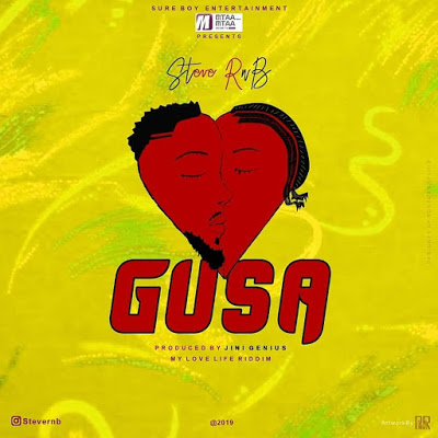 Download Audio | Steve Rnb - Gusa