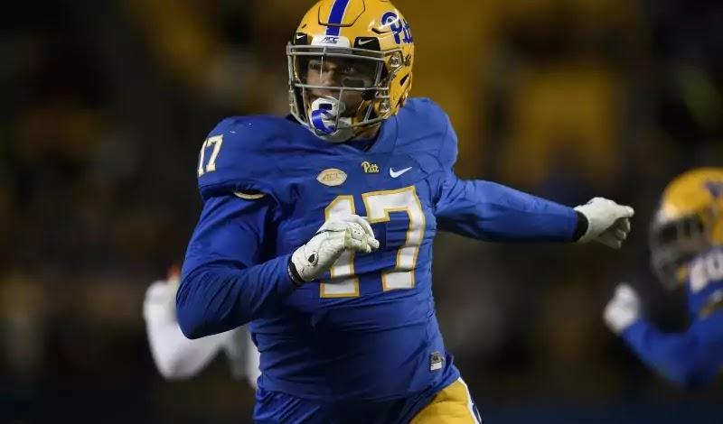 Rashad Weaver | 2021 NFL Prospects