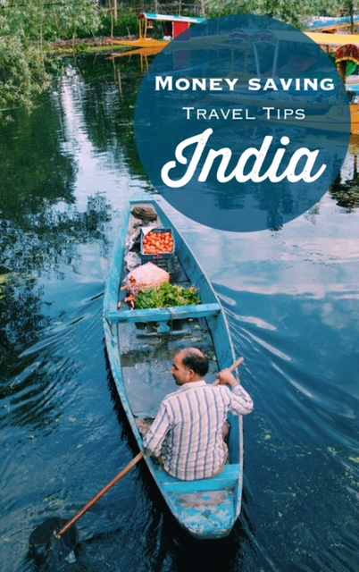 India tips tricks to save money for travel
