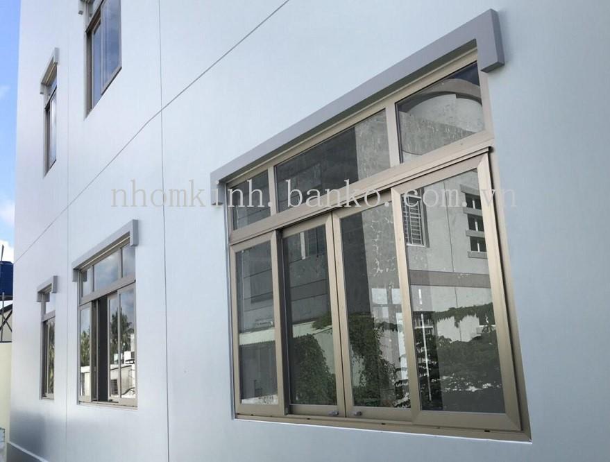 Cửa sổ nhôm Hondalex Nhật Bản tại Pleiku