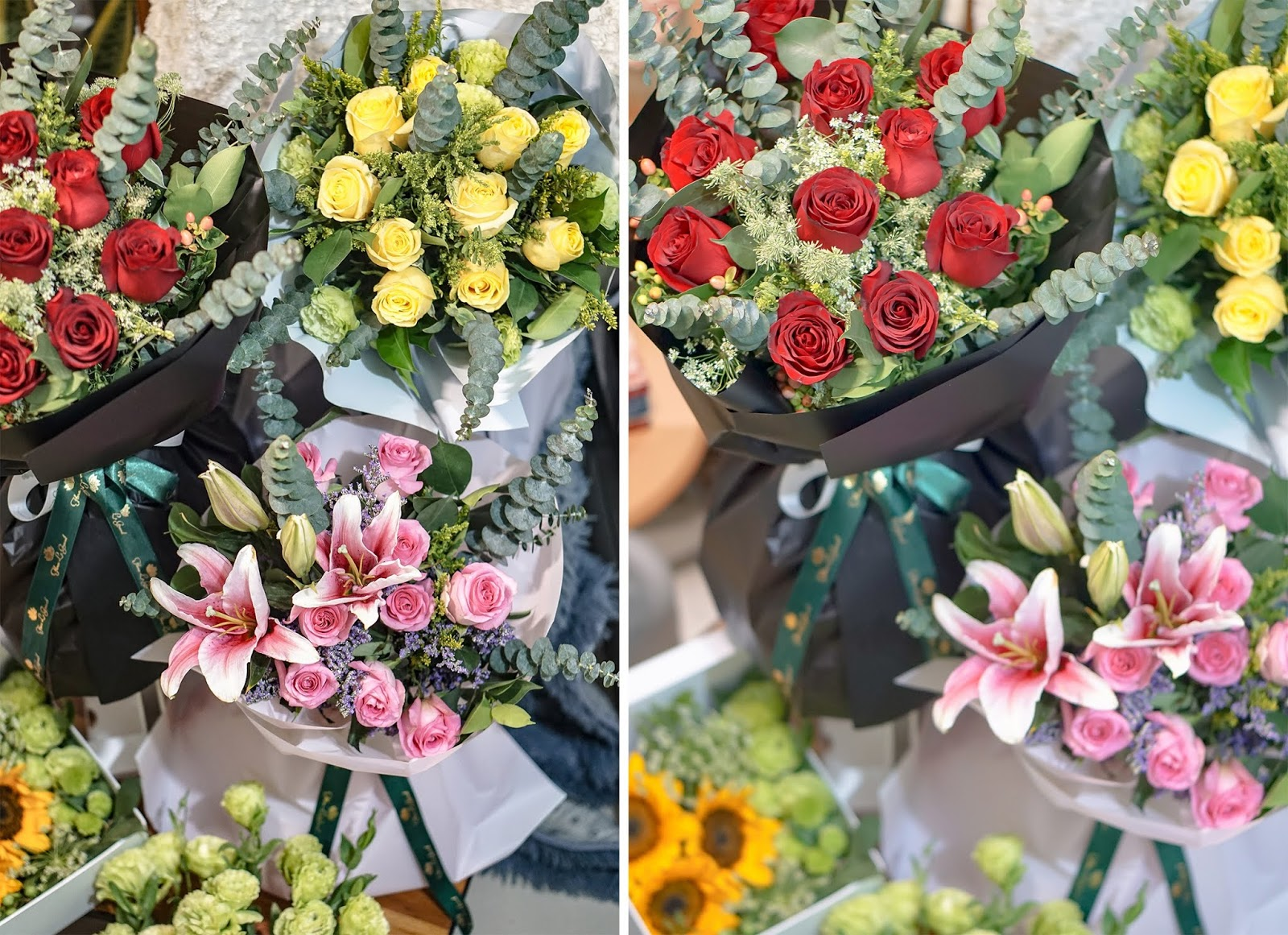 the best flower shop in Manila, flower delivery in Metro Manila, Flora Le Grand, free shipping flower delivery in Metro Manila