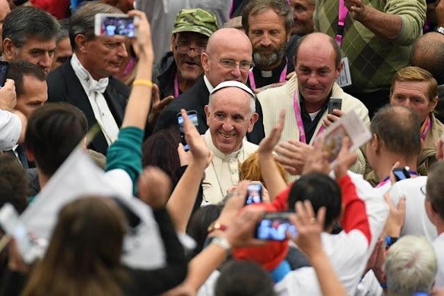O papa Francisco afirmou que