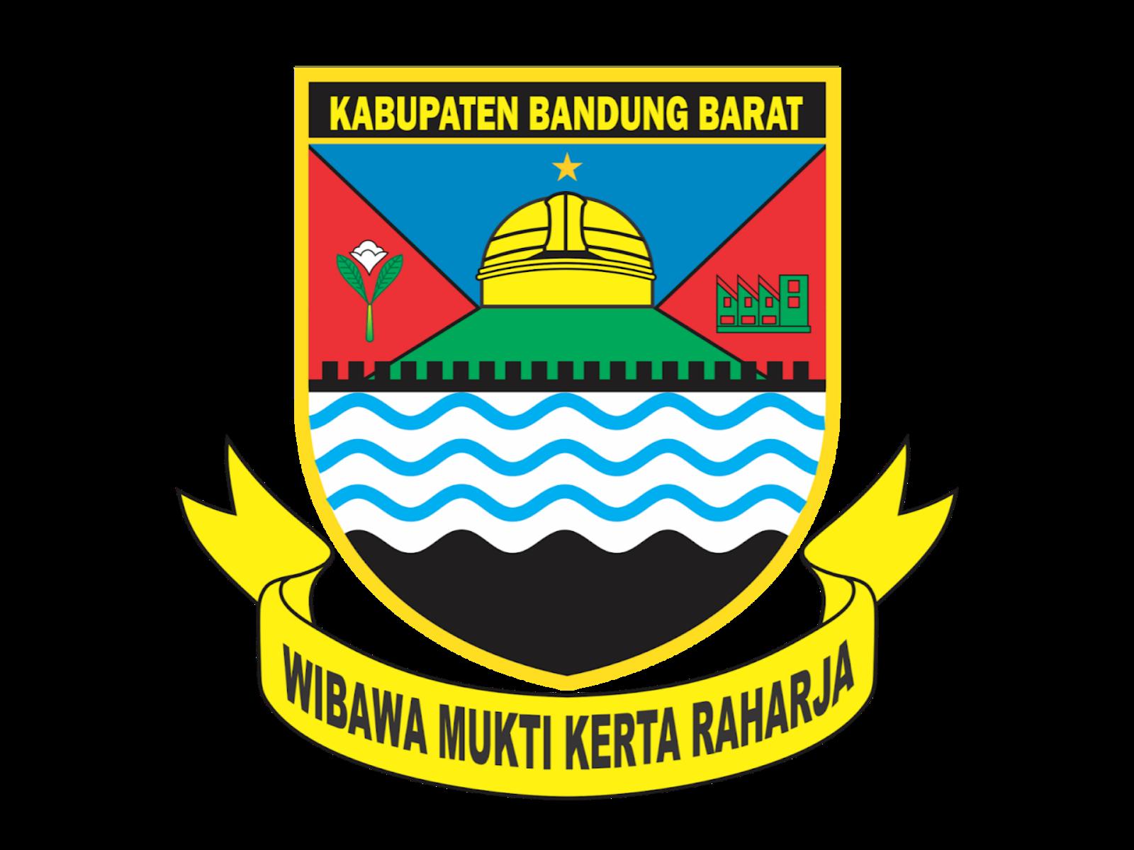 Logo Kabupaten Bandung Barat Format PNG
