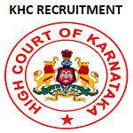 KHC Civil Judge Recruitment