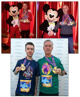 Atletismo Aranjuez Disney Magic Run