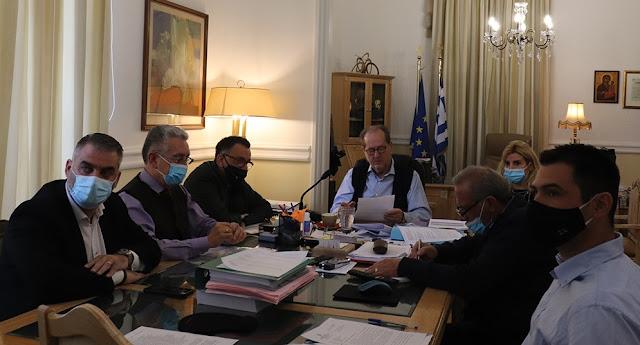 Αύξηση των κρουσμάτων αναμένει η Περιφέρεια Πελοποννήσου τις επόμενες ημέρες