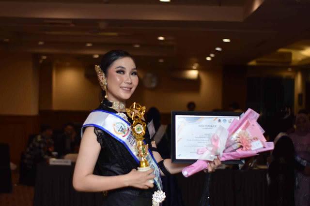 Putri Raih Juara 3 Duta Kampus 2021 Dan Juara 1 The Best Video, Siap Ketingkat Nasional