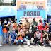 Sangat Kreatif, Dandim 0305/50 Kota Serahkan Masker Dan Hand Sanitizer Buatan Sendiri Ke Posko Covid-19 Pusat Kota Payakumbuh