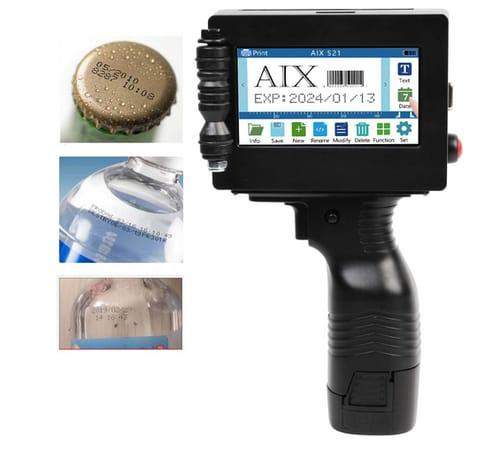 AIX7 Portable Handheld Printer Labeler