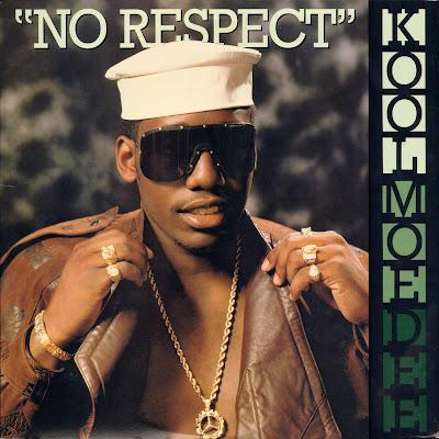 Kool Moe Dee – No Respect (1987) (VLS) (FLAC + 320 kbps)