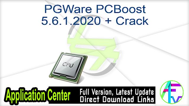 PGWare PCBoost 5.6.1.2020 + Crack