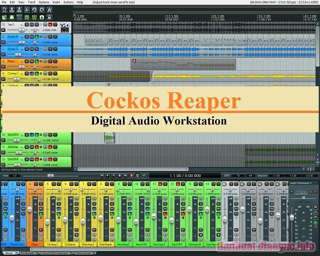 Download Cockos Reaper 5.980 Full Crack