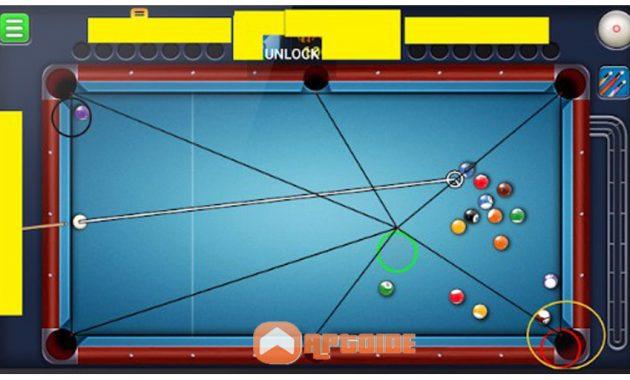 8 Ball Pool Mod APK Long Line Terbaru 2020