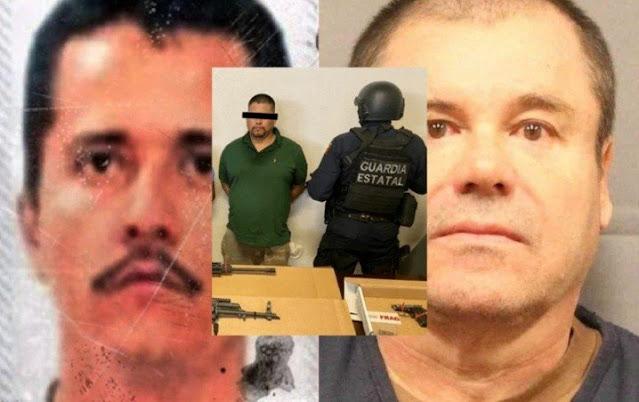 Marina captura a Ex-Capo del Cártel de Sinaloa que ahora es jefe de Sicarios del CJNG