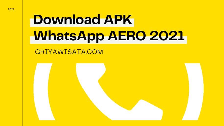 download apk wa arero 2021