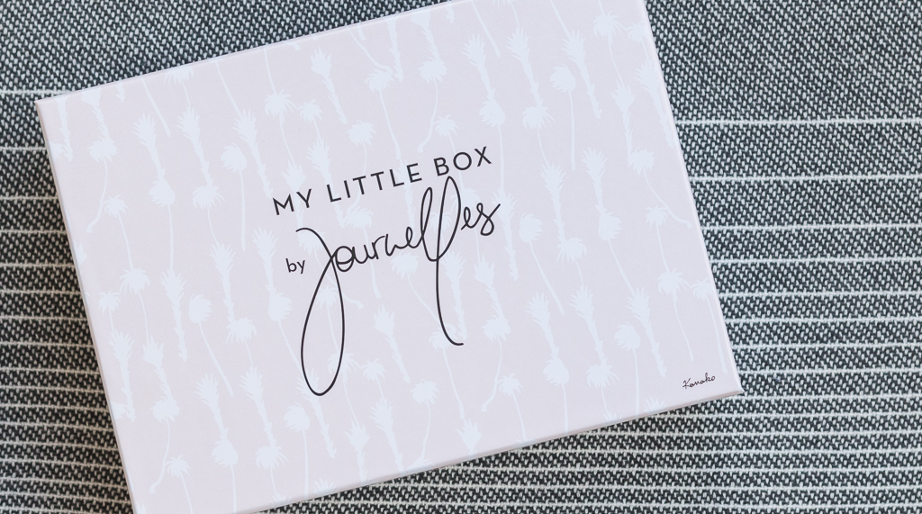 My Little Box by Journelles August 2016 Vorderansicht
