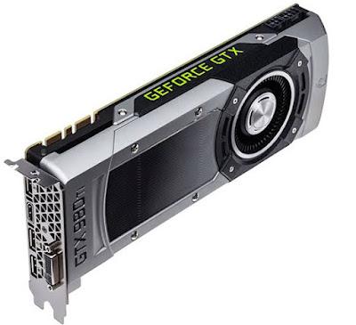 Nvidia GeForce GTX 980フルドライバーのダウンロード