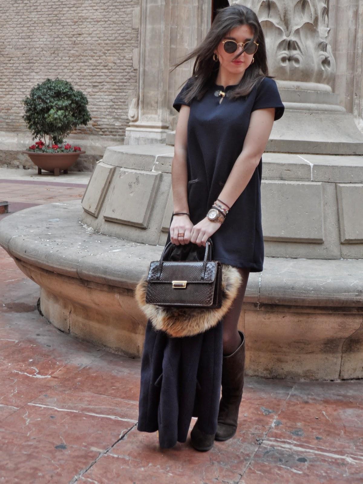 Fashion blogger Spain