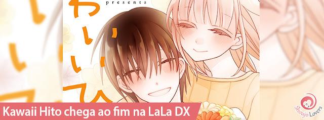Kawaii Hito chega ao fim na LaLa DX