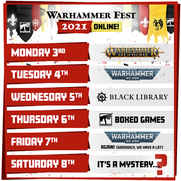 Warhammer Fest 2021