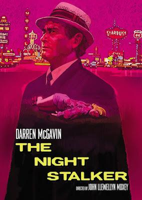 The Night Stalker Poster