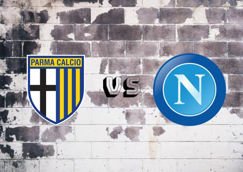 Parma vs Napoli  Resumen