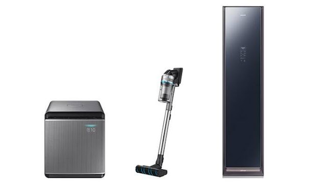 Samsung sẽ ra mắt ba thiết bị gia dụng tiên tiến tại IFA 2019