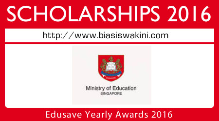 Edusave Yearly Awards 2016