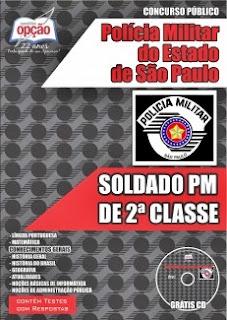 Apostila Concurso PM-SP 2016 Soldado