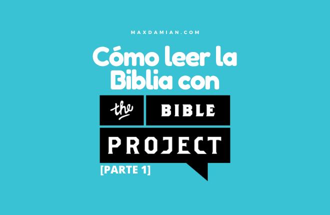 Cómo leer la Biblia