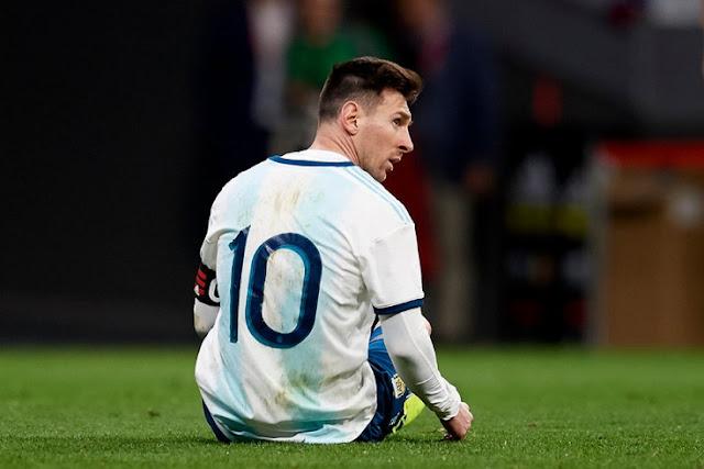 Обама назвал причину неудач Месси в сборной Аргентины