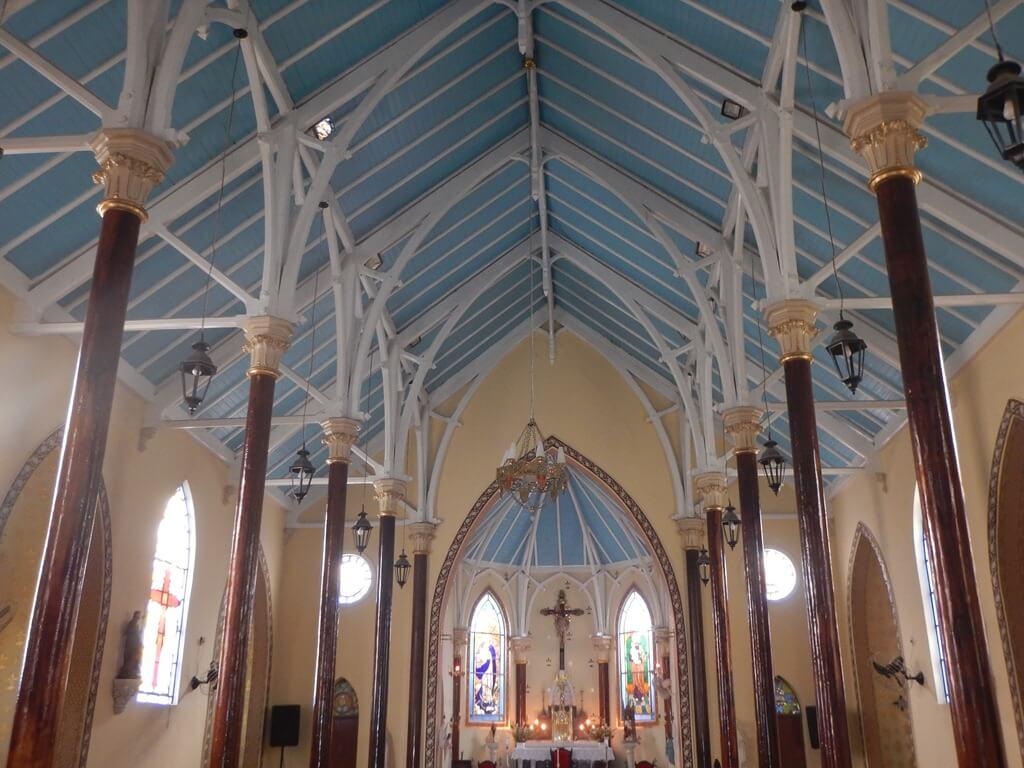 Igreja de Bom Jesus do Monte em Paquetá