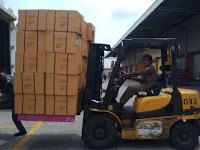 Jasa Freight Forwarder Import LCL Taiwan Ke Jakarta Indonesia