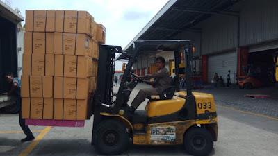 Jasa Import Barang Taiwan,Freight Forwarder Import LCL Taiwan Ke Indonesia