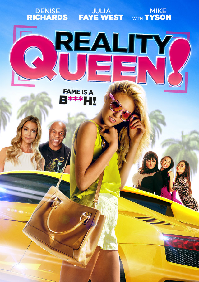 reality queen poster