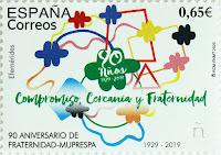 90 ANIVERSARIO DE FRATERNIDAD-MUPRESPA