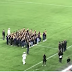 Watch: Portland crowd boos as US Armed Forces enlistees pledge to obey the president in their oath