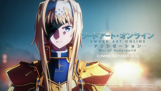 Sword Art Online: Alicization - War of Underworld Reflection Subtitle Indonesia