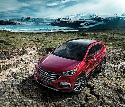 Harga Mobil Hyundai Santa FE
