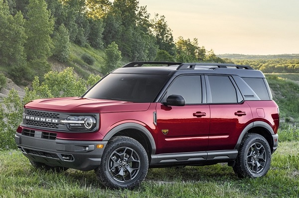 Ford Bronco Sport 2020