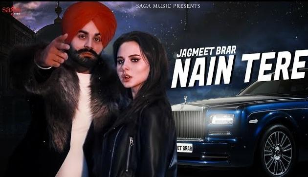 Nain Tere Lyrics - Jagmeet Brar