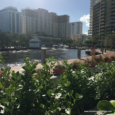 New River in Fort Lauderdale, Florida